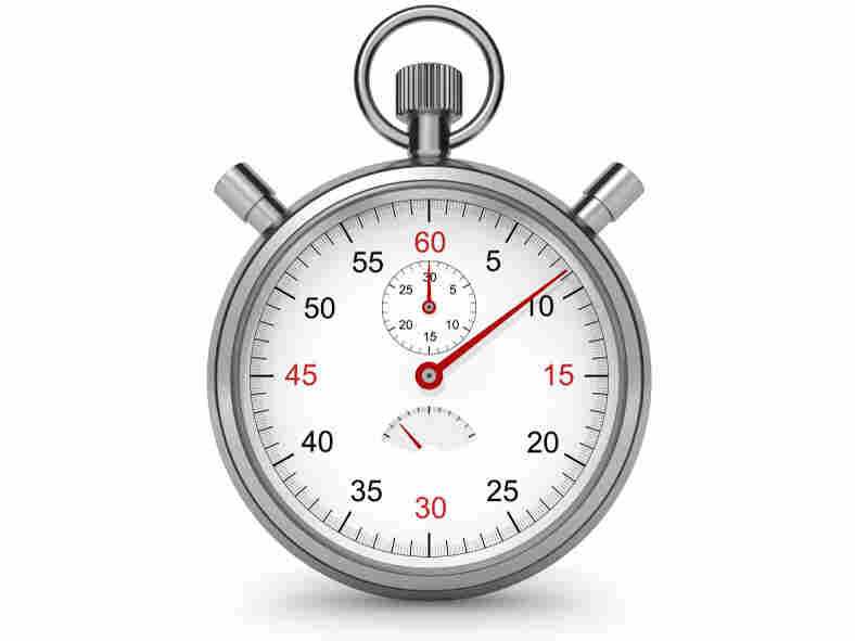 In the second hour, NPR blogger Adam Frank explains how the way we measure time has changed over the centuries.