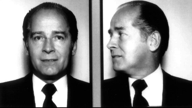 """New England organized crime figure James """"Whitey"""" Bulger is shown in these 1984 photos originally released by the FBI. (AP)"""