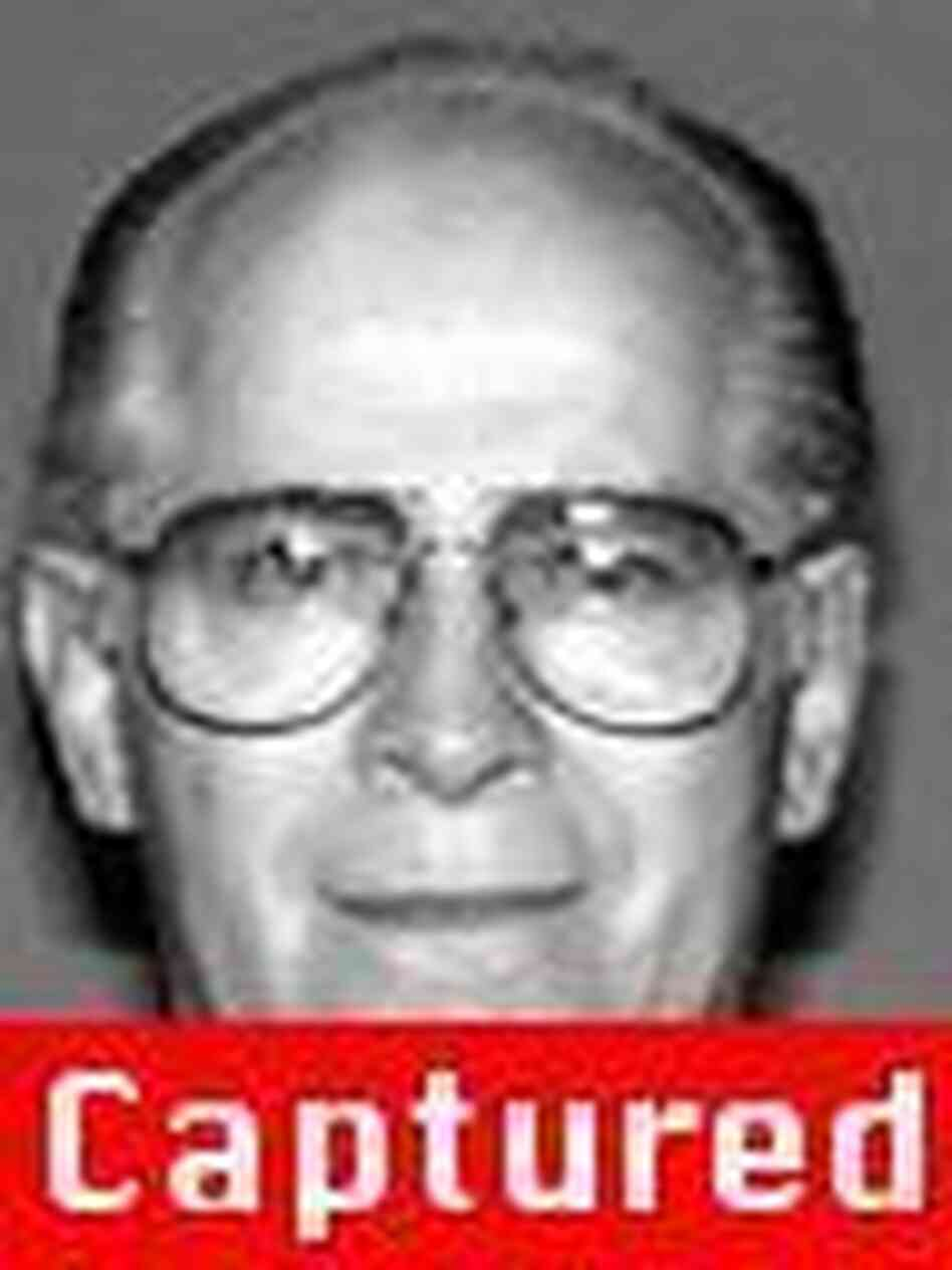 "James ""Whitey"" Bulger. From his page on the website of the FBI's 10 Most Wanted list."