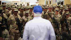 Gates To Depart Pentagon After Serving Bush, Obama