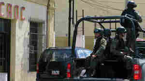 Mexico Replaces Police With Soldiers In Border Area