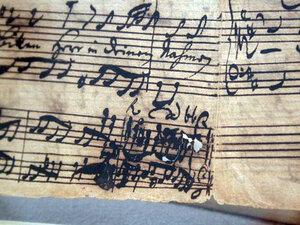 J.S. Bach's Cantata No. 1