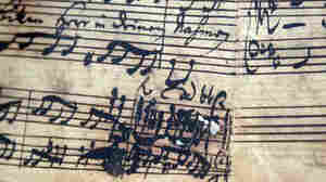 Major Trove Of Classical Music Manuscripts For Sale