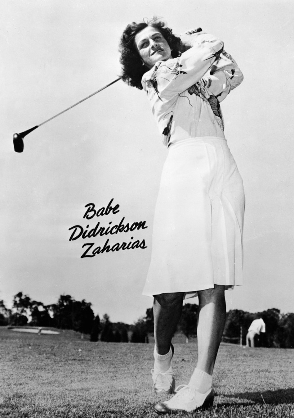 babe didrikson zaharias Babe didrikson zaharias museum, beaumont, tx 414 likes the babe zaharias museum & visitor center celebrates the life & achievements of the world's.