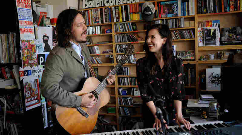 The Civil Wars: Tiny Desk Concert