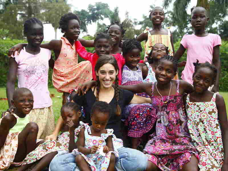 Four years ago, Katie  Davis was homecoming queen at her high school in Tennessee. Today, she cares for 13 abandoned girls at her home in Uganda.