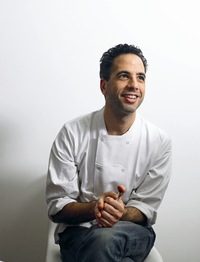 Yotam Ottolenghi owns a chain of prepared-food shops in London and a restaurant, called Nopi, which opened this year.