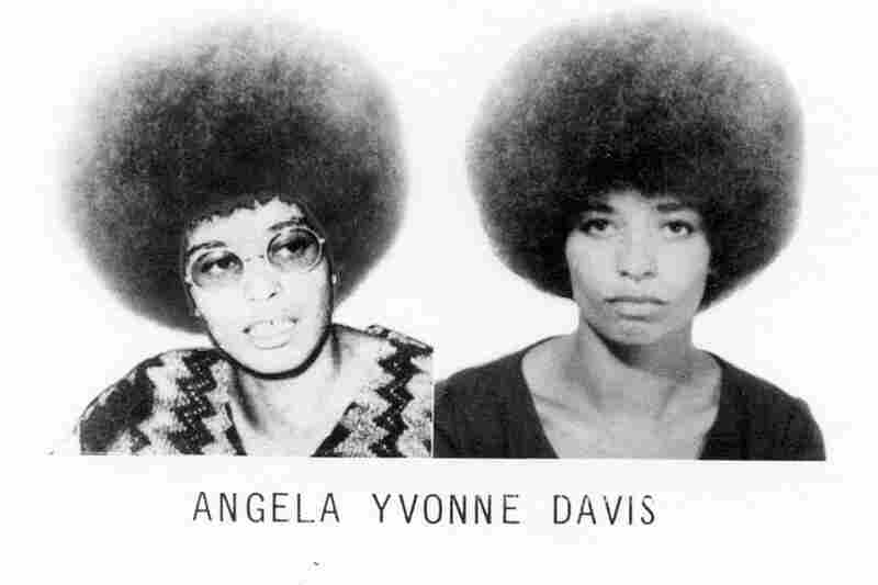 Angela Davis, listed 8/18/1970-10/13/1970:Davis was a political activist and scholar who landed on the list in 1970 when guns registered under her name were used in a courtroom shooting. She was acquitted at trial.