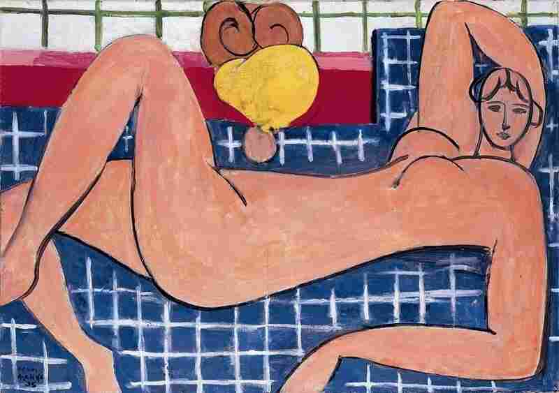 The Cone sisters forged strong patron-artist relationships, and were particularly close with Henri Matisse. While working on Large Reclining Nude, Matisse sent 22 photographs of the work in progress to Etta Cone. Click through the gallery to see the painting in various stages of completion.