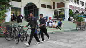 Indonesian School Accused Of Ties To Banned Group