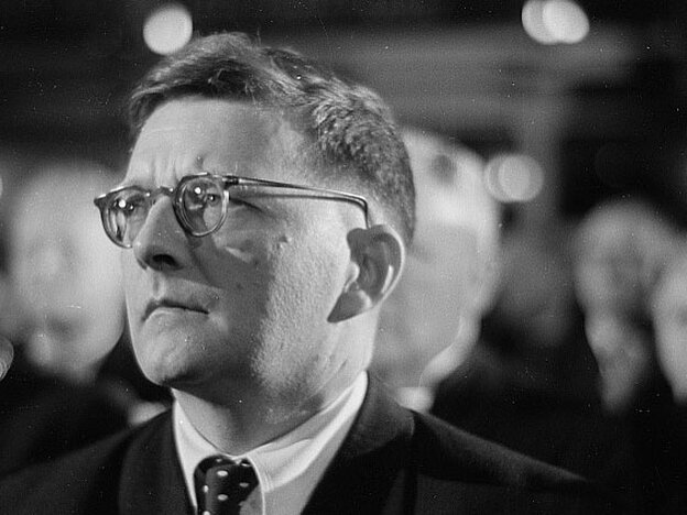 """Dmitri Shostakovich topped our informal """"who's the most badass composer"""" poll."""