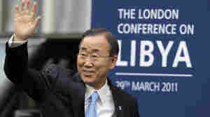 Ban Ki-moon: What's Important Is 'Protecting Human Rights' And 'Lives'