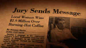 The new documentary Hot Coffee presents filmmaker Susan Saladoff's impassioned arguments on four aspects of the civil justice system.