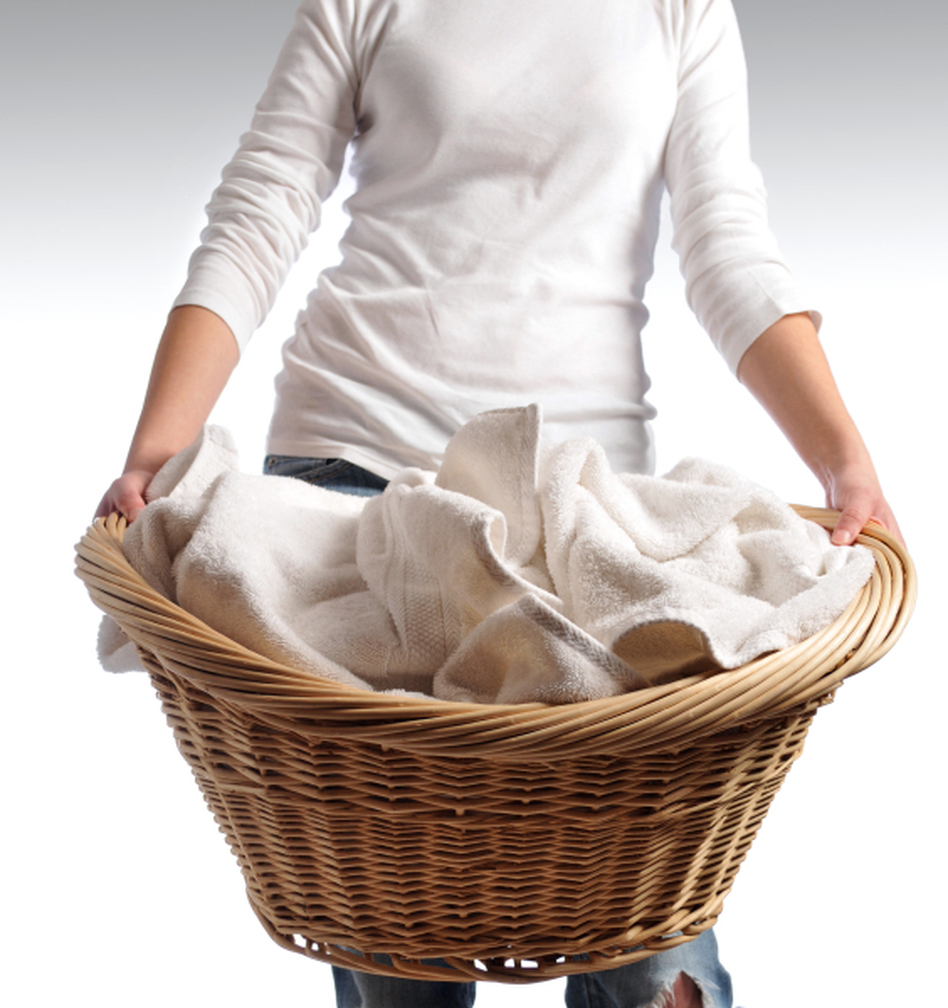 "Sort your  laundry into whites and darks? ""That's racist,"" quips one character on <em>Parks and Recreation.</em> (iStockphoto.com)"