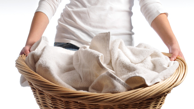 """Sort your  laundry into whites and darks? """"That's racist,"""" quips one character on Parks and Recreation. (iStockphoto.com)"""