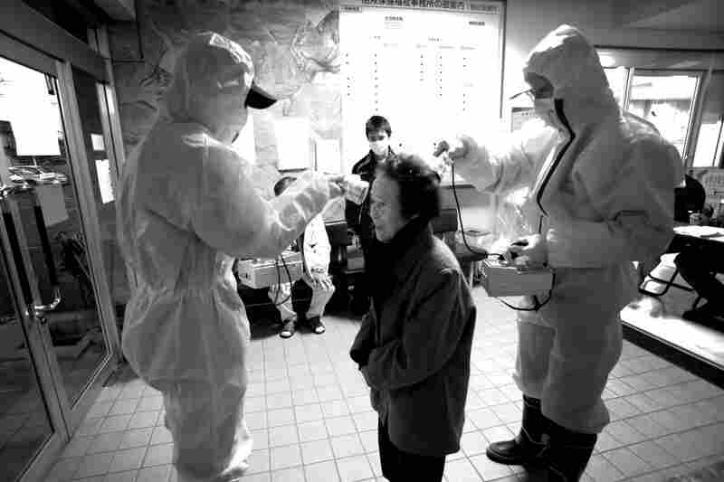 Hirokawa, who has been documenting the aftermath of Chernobyl for decades, fears the government is not disclosing the truth about radiation levels.