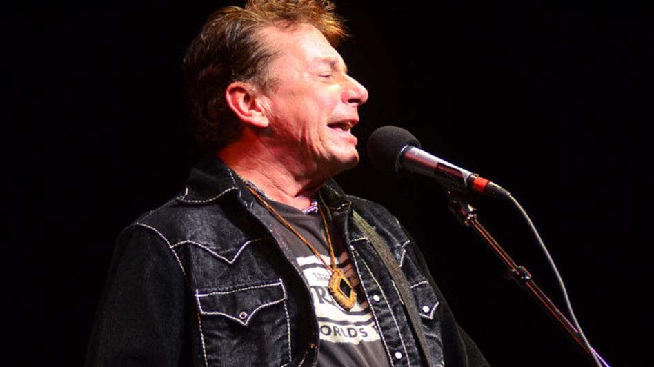 Joe Ely. (Mountain Stage)
