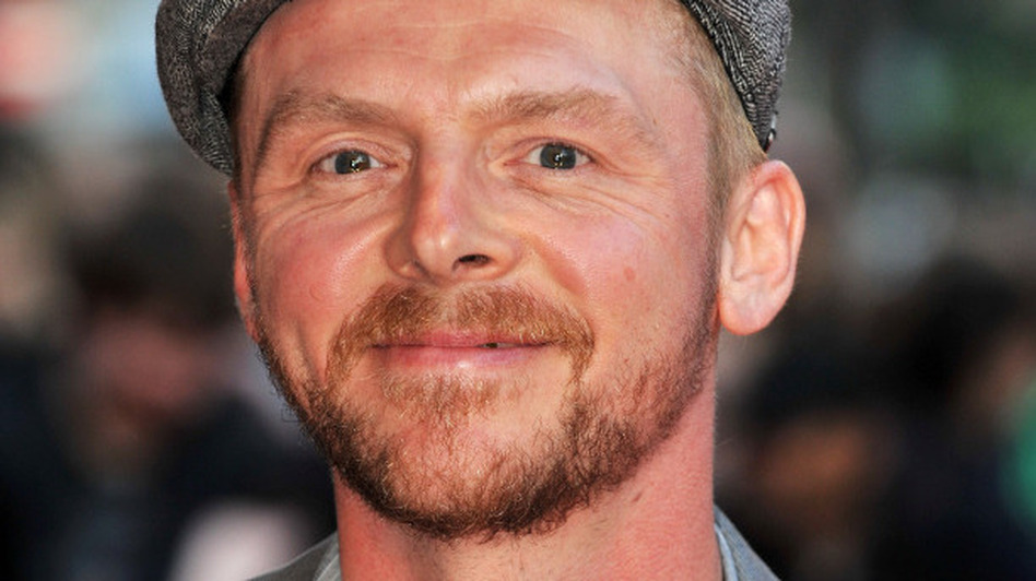 Simon Pegg is an actor, comedian, screenwriter, producer and  author. Best known for his role in <em>Shaun of the Dead</em>, he is also the author of the book<em> Nerd Do Well</em>.
