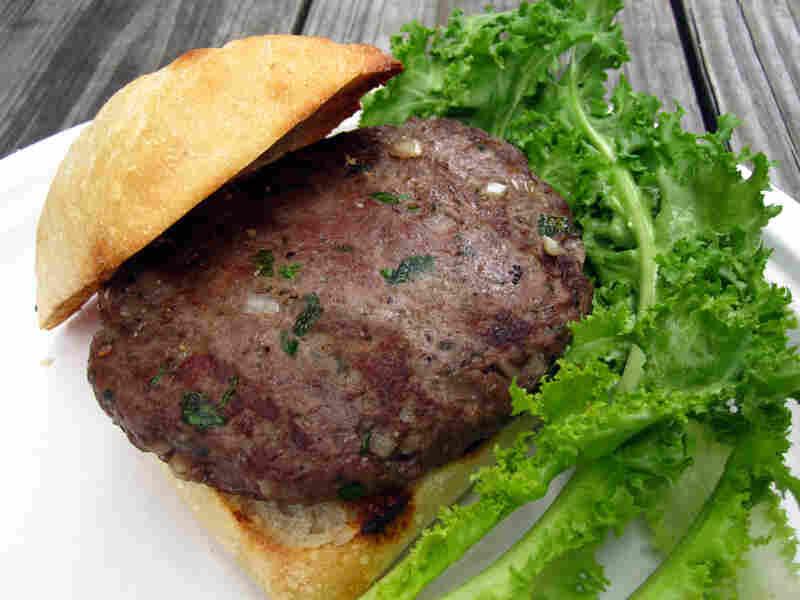 Giddau's Kebab (Lambburgers)