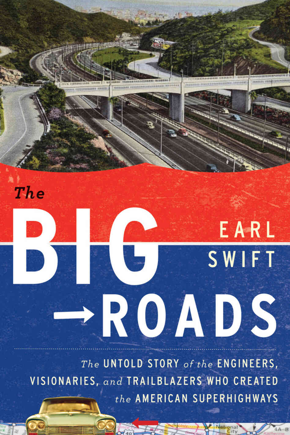 'Big Roads' cover
