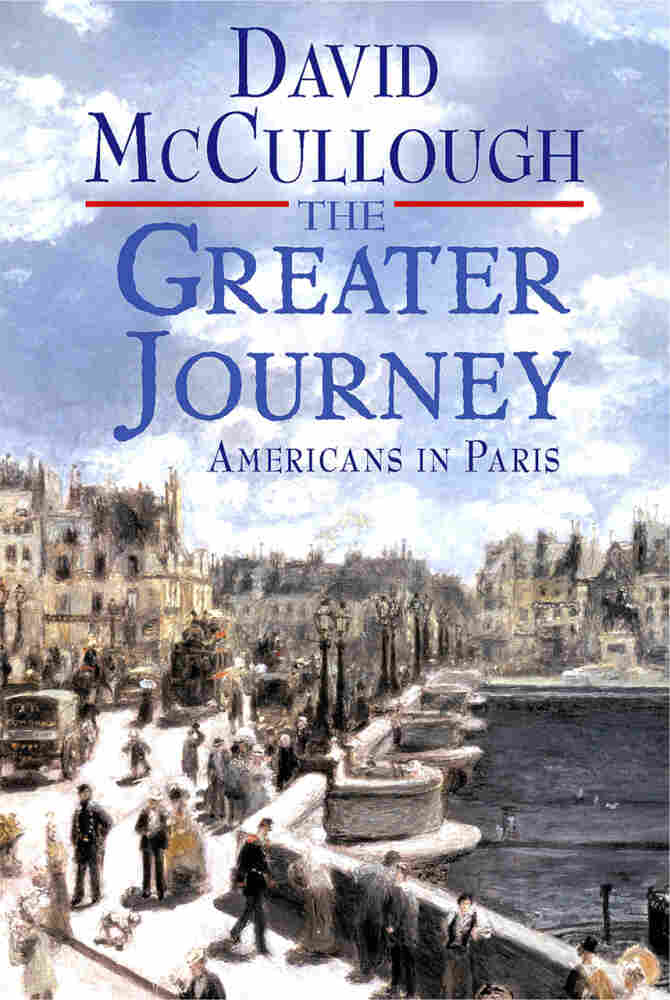 'The Greater Journey' cover