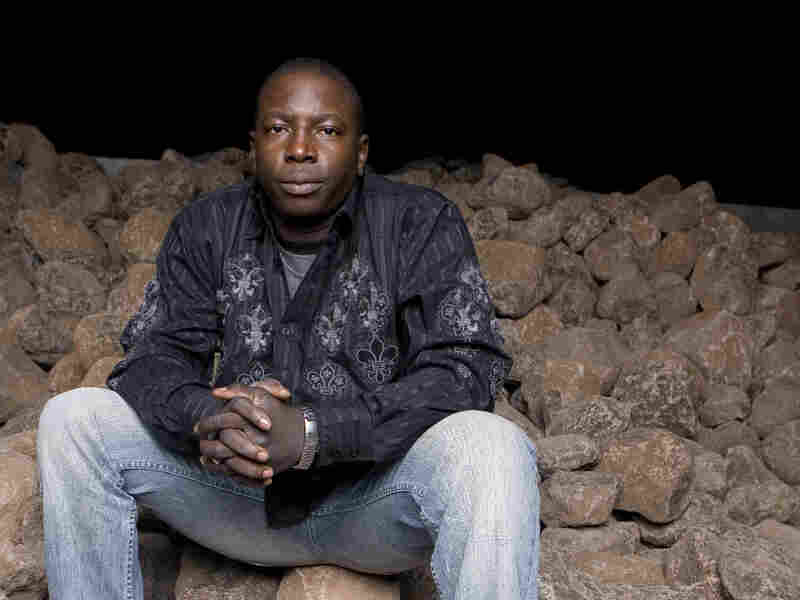"""Vieux Farka Toure's """"Borei"""" has all the energy of  classic African pop,  paired with exuberant call-and-response vocals and  blistering guitar  solos."""