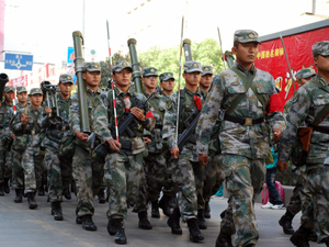 From inside China, it often appears as if modern Chinese power is more aimed at erasing a painful past than at writing a dominant future. But there is one topic where the peace-loving Chinese seem worryingly militaristic: Taiwan.