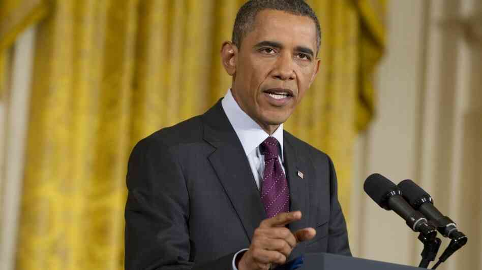 President Obama urged the GOP to agree to tax increases.