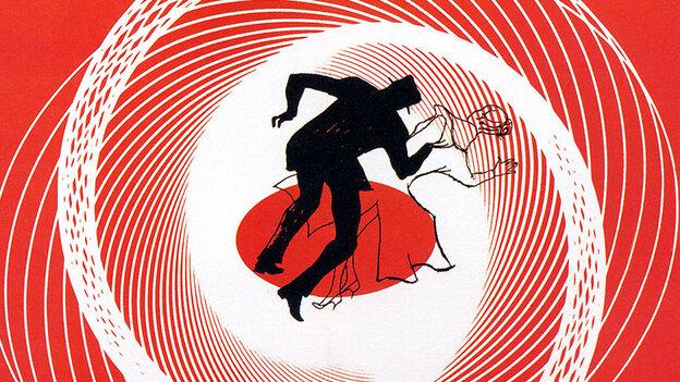 Alfred Hitchcock's 1957 film Vertigo features music by Bernard Herrmann.