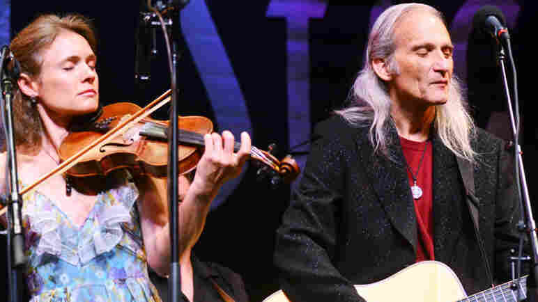 Jimmie Dale Gilmore And The Wronglers On Mountain Stage