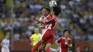 North Korea: Soccer Players Hit By Lightning Before Loss To U.S.