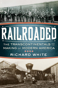 How Trains 'Railroaded' The American Economy