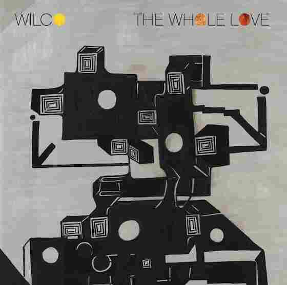 Album cover for Wilco's 'The Whole Love'