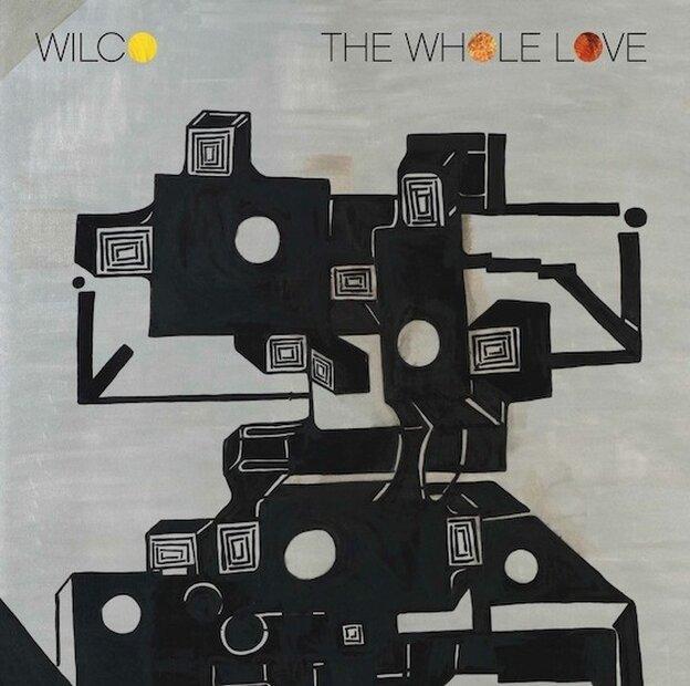 Album cover for Wilco's 'The Whole Love'