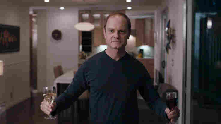 Wine And Dine: There's more than meets the eye to Warwick Wilson (David Hyde Pierce), who only seems like he's throwing a large dinner party. Whatever fun there is to be had in this overstuffed film comes from Pierce's outrageous hallucinations.