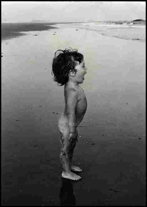 "Ezra Caldwell, aka ""Fastboy,"" as a toddler. This early photo captures the spunk and optimism he has displayed via his blog and photography chronicling his three-year fight with colon cancer."