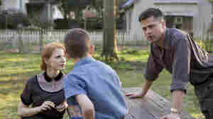 Part creation epic and part family drama, The Tree of Life stars Jessica Chastain and Brad Pitt as the parents of three boys in the '50s.