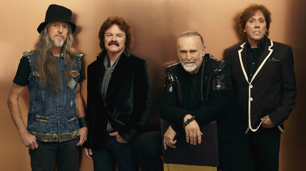 The Doobie Brothers perform live on this episode of World Cafe. (Courtesy of the artist)