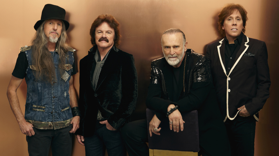 The Doobie Brothers perform live on this episode of <em>World Cafe</em>.