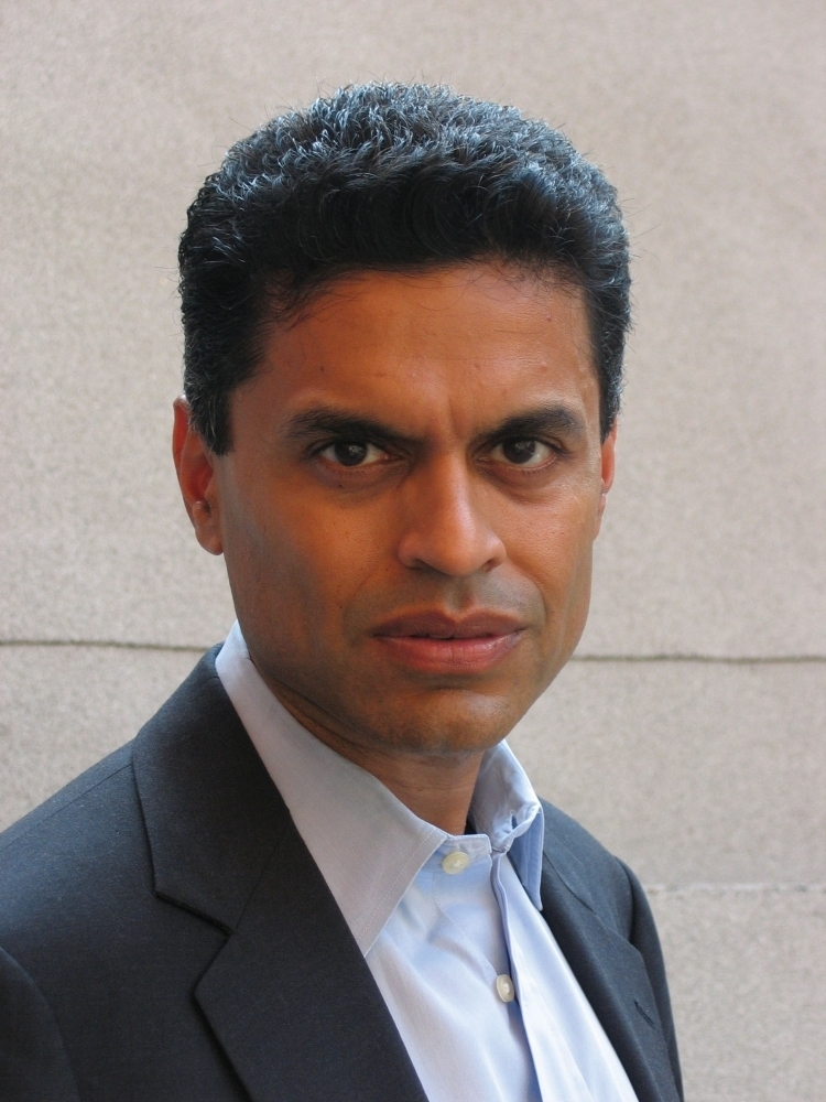 Fareed Zakaria: What Does A 'Post-American World' Look ...What Npr Hosts Look Like
