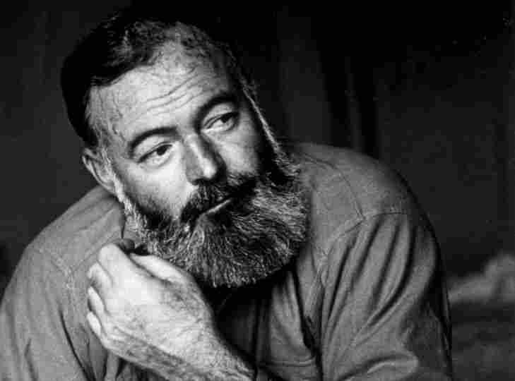 Nobel Prize-winning novelist Ernest Hemingway was 61 years old when he shot and  killed himself, 50 years ago, on July 2, 1961. He is pictured above in 1944.