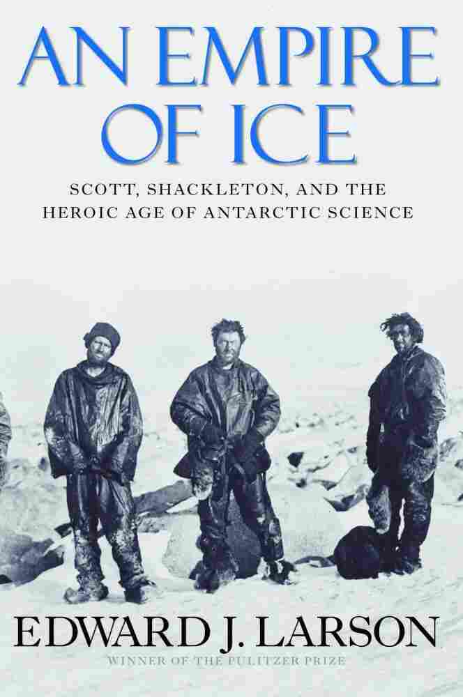 'An Empire of Ice' cover