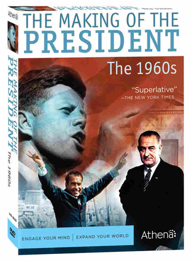 "The DVD set The Making of the President: The 1960s is based on the famous series of bestsellers by Theodore ""Teddy"" White, who scripted these documentaries."