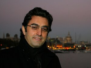 Maziar Bahari is a journalist and documentarian.