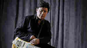 Robbie Robertson On World Cafe