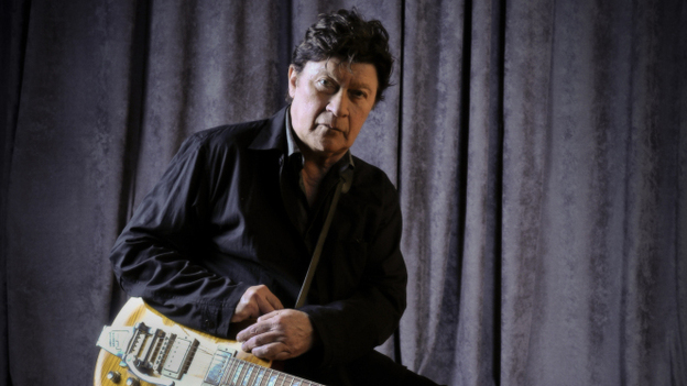 Robbie Robertson reflects on the experiences that inspired his latest album in an extensive interview on this World Cafe. (Courtesy of the artist)