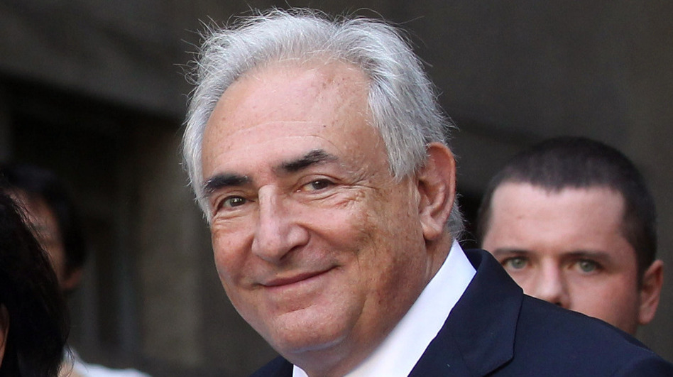 Former International Monetary Fund leader Dominique Strauss-Kahn leaves a hearing at New York State Supreme Court on Friday after being released on his own recognizance. Many wonder whether Strauss-Kahn, once a strong contender to become France's next president, can make a political comeback.