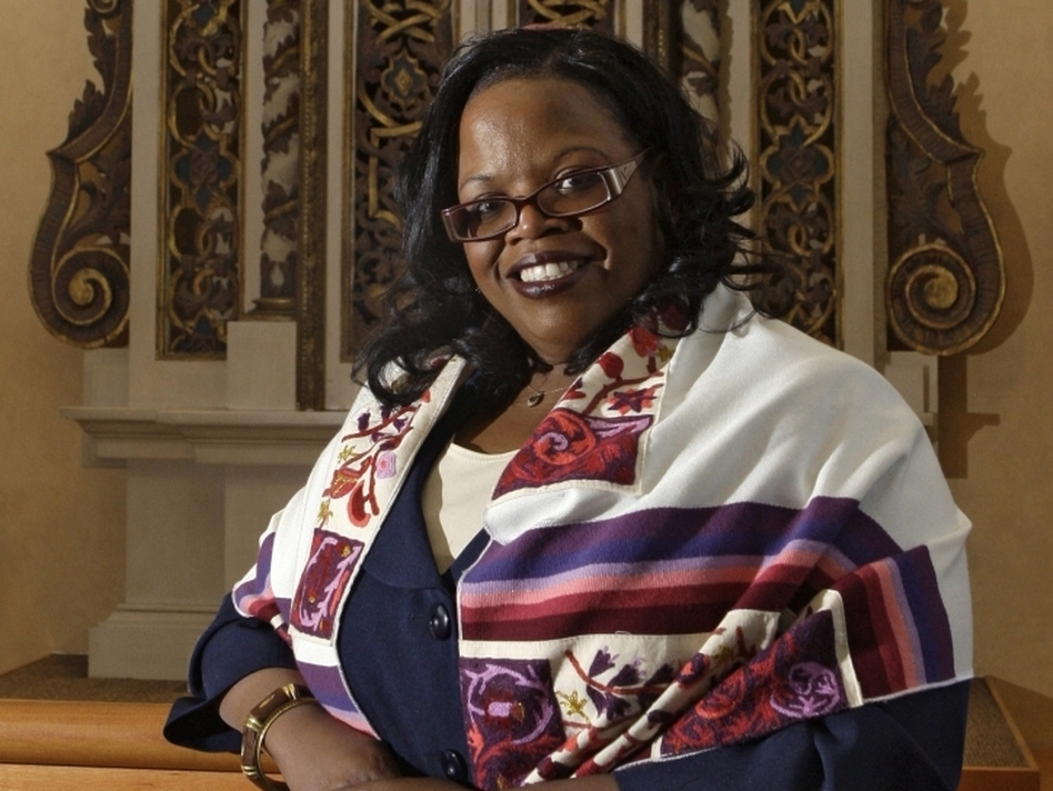 Alysa Stanton: On Race, Gender In The Role Of Rabbi | WBUR