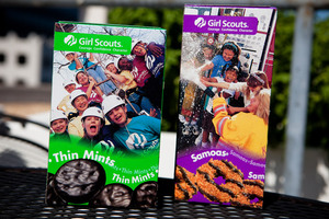 Girl Scouts of the USA has said it's too late to avoid using palm oil in this year's batch of Girl Scout Cookies, but the organization will look into using other kinds of oil in future years.