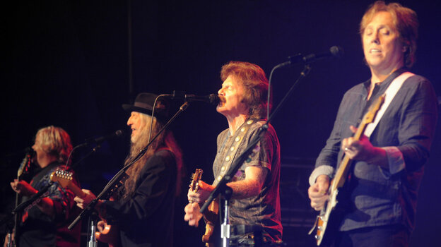 Hear a live set from The Doobie Brothers on this episode of World Cafe.